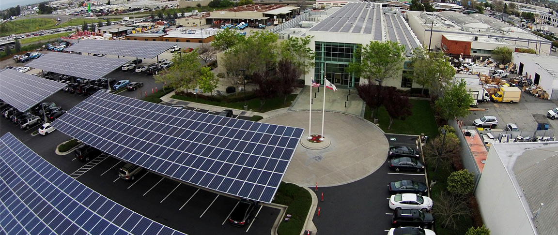 cei headquarters solar cupertino electric inc