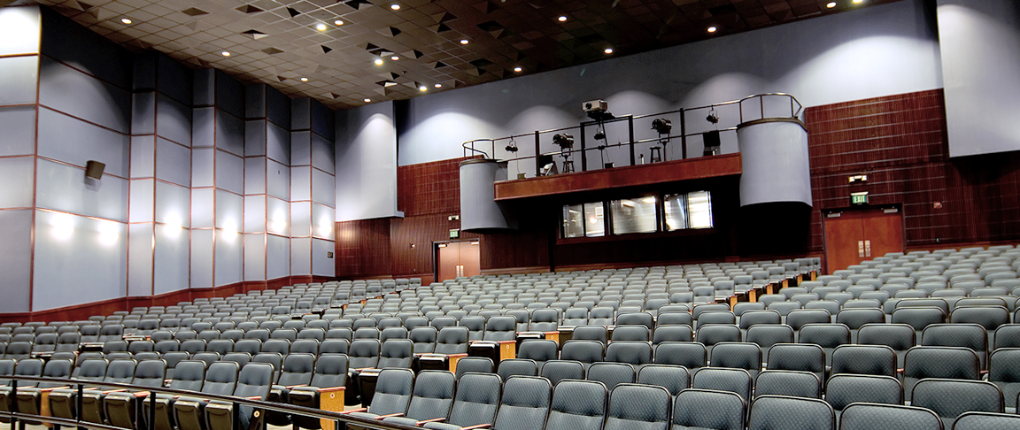 Designed and built state-of-the-art theater with audio/visual and theatrical lighting system
