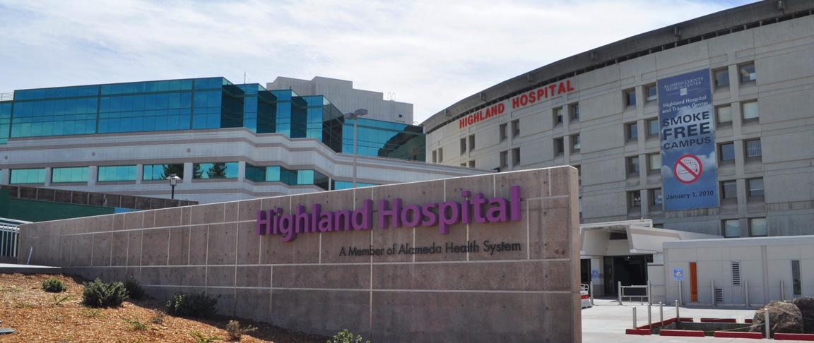 Highland Hospital Cupertino Electric Inc