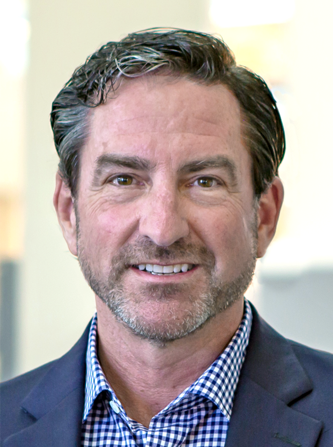 Senior Vice President of Operations Brian McDonald