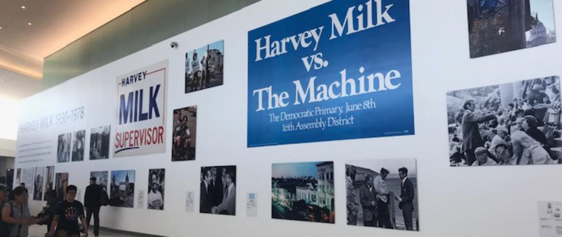 SFO Harvey Milk Terminal 1