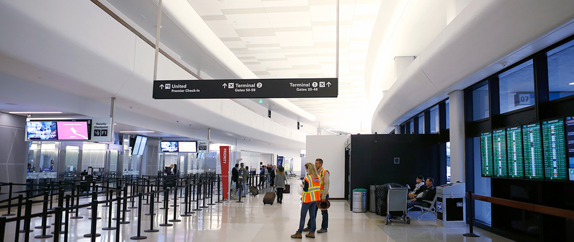 San Francisco International Airport Sfo Terminal 3