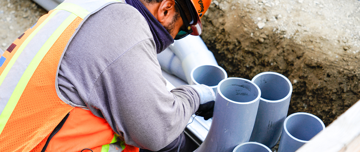 SFPUC Headworks wastewater treatment project