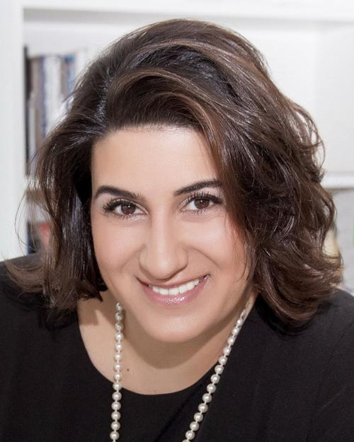 Talin Andonians, Chief People Officer