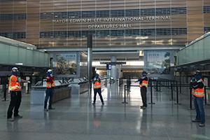 San Francisco International Airport (SFO) International Terminal Building
